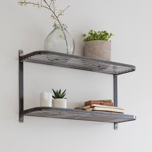 Farringdon Double Wall Shelf
