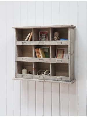 Chedworth Wall Unit